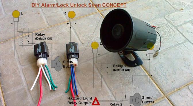 KakiDIY Concept Door Lock Unlock Beeps