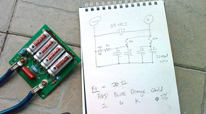 DIY Voltage Stabilizer Circuit
