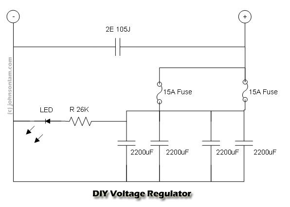 Diy voltage stabilizer circuit asfbconference2016 Choice Image
