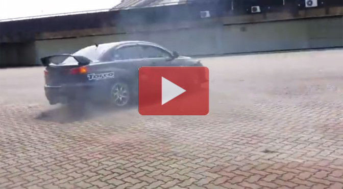 evox 4WD Drift KakiDIY youtube JL
